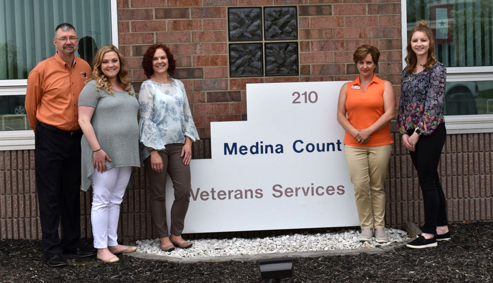 Veterans Service Office Staff