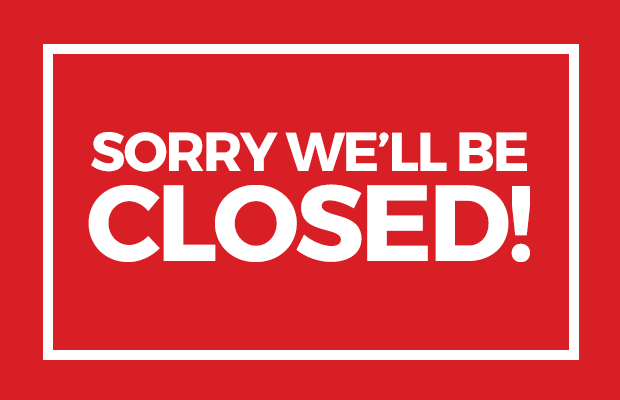 Office Closed July 4th Observance